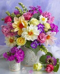 flowers.quenalbertini: Flower arrangement