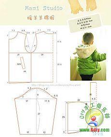 Моделирование детской одежды.(5часть)