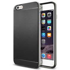Spigen Neo Hybrid Cover Case for iPhone 6 Plus - Reventon Yellow Silver Iphone 6 Plus, Apple Iphone 6s Plus, Iphone 6 Cases, Iphone 6 Plus Case, Iphone 4s, Funda Iphone 6 Plus, Iphone 6 Accessories, Ipad Mini, Slippers