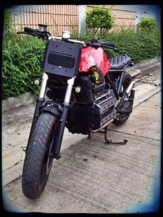 My bmw K100