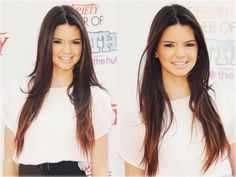 Kendall Jenner is so gorgeous and has such a good heart as well! :)