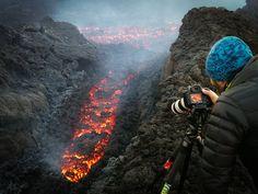 #Etna #eruption #volcano #Sicily Twitter Etna Eruption, Active Volcano, Sicily Italy, Travel Ideas, Twitter, Sicily, Vacation Ideas