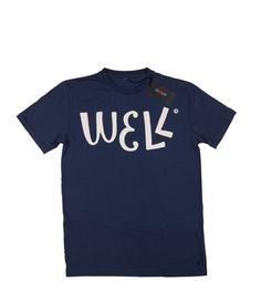 """""""Well Is Us,"""" T-Shirt by Rockwell by Parra"""