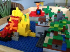 self-directed kid Minecraft projects on PBH Kids