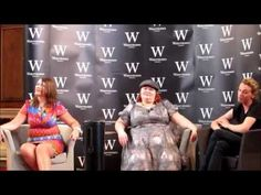 Cassandra Clare, Jamie Campbell Bower and Sarah Rees Brennan Q PART THREE 4/07/13