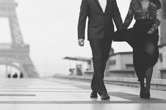 Eclectic Paris couples shoot | Rhianne Jones : Paris Photographer #eiffel tower #paris