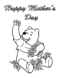 happy mothers day coloring pages free httpletmehitcomhappy
