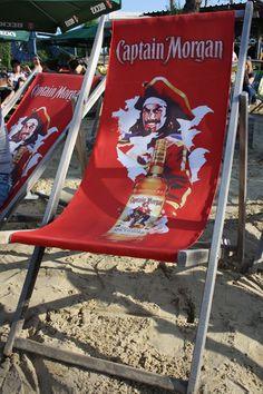 Liegestuhl im Beachclub Veritaskai Harburg - Foto Birgit Puck