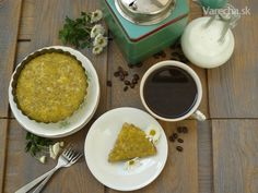 Raw mangový koláčik s chia semienkami - Recept