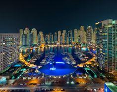 Dubai, United Arab Emirates    Welcome to the Dubai Marina Show! (by DanielKHC)