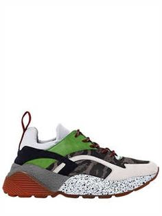 STELLA MCCARTNEY - SNEAKERS IN NEOPRENE PATCHWORK 50MM - MULTICOLORE Scarpe  Da Uomo b7424ffc2f6