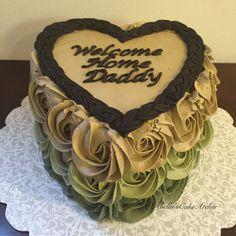 Welcome home navy cakes images - north dakota hockey wallpaper iphone