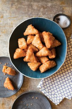 Tiny Fried Pockets of Mac N Cheese | 8 Tiny Comfort Foods You Can Eat In One Bite