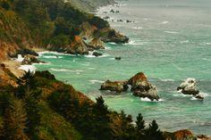 Road trip California - Big Sur