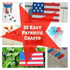 easy 4th of july art projects
