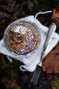 Бриошь с корицей и ароматные апельсиновые цукаты соединились в прекрасном пудинге. Если сделать пудинг в небольших стеклянных баночках, то он станет…