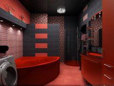 Charming Bathroom Interior Design