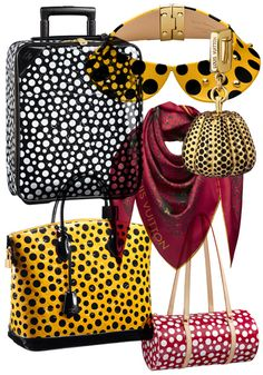 Louis Vuitton + Yayoi Kusama Collection (With Prices In USD ...