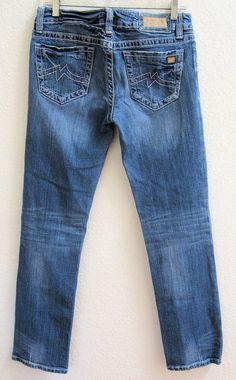 Miss Me Sunny Skinny Stretch  Jeans    Size 30 JPD1003SK          0051 #MissMe #Skinny