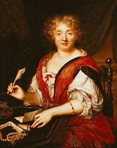 Marie de Rabutin-Chantal, marquise de Sévigné (1626-1696)