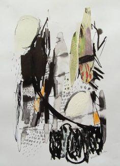 "Saatchi Art Artist Milena Vuckovic; Painting, ""Landscape No22"" #art"