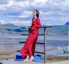 Vineyard Romance Dress