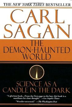 Carl Sagan, Demon-Haunted World: Science as a Candle in the Dark |