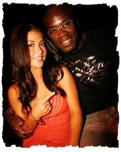 Ufc Ring Girl Arianny Celeste & I :)
