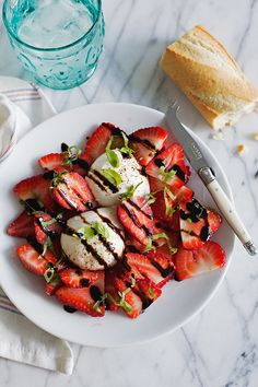 Strawberries and Bur