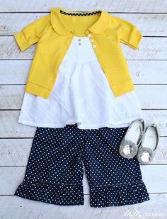 Beachcombers... Girls Clothing... Toddler... by DogwoodLaneInc, $34.00