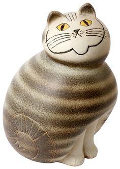 LISA LARSON CAT(リサラーソン キャット)おとぼけ顔が癒されるね