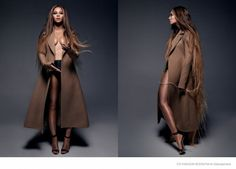 Beyoncé kabátos ősasszonyként győzköd bennünket a tökéletességéről
