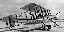 Vickers F.B.5 Gunbus used in World War I