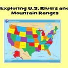 Use this power point help your students learn about the 5 major rivers and 2 main mountain ranges in the United States.  Perfect for GA 3rd grade t...