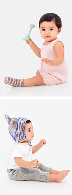 Knitting for Wee Ones This Spring - Spud Blog