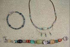 Beginning Bracelet or Necklace | Funky Hannahs, October 26, 2013 ~ December 14, 2013 ~ January 11, 2014