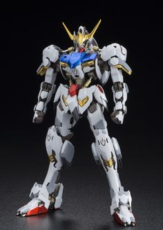 1/100 Hi-Resolution Model Gundam Barbatos: Just Added NEW Official Images, Info Release http://www.gunjap.net/site/?p=286832
