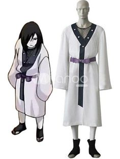 Naruto Young Orochimaru Uniform Cloth Cosplay Costume. See More Naruto Cosplay at http://www.ourgreatshop.com/Naruto-Cosplay-C861.aspx