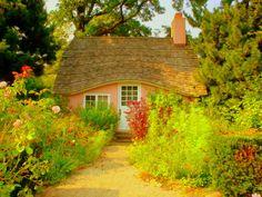 The Cottage by DolliHouseHorror.deviantart.com on @deviantART