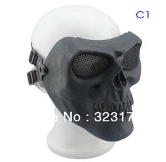 8ff3a85fd8e New Soldier Wargame Skull Full Face Mask