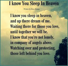 I think of this when I'm sad and missing the loved ones I've lost Missing My Son, Missing You So Much, Miss You Dad, Mom And Dad, Love Of My Life, In This World, Grief Poems, Grieving Quotes, My Champion