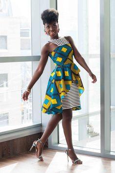 Kaela Kay, la marque canadienne créée par Catherine Adda propose sa collection Printemps Eté 2016. Et le moins qu'on puisse dire, c'est que la marque continue de se ré-inventer bien qu'elle reste sur le créneau du wax. Les sceptiques pourront dire que le wax est déjà trop vu et revu, mais Kaela Kay prouve qu'on ...