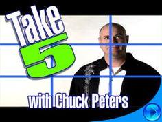Digital Juice TV: Take 5: I've Been Framed! Shot composition.