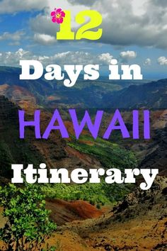 Aloha! I am very excited you are using my itinerary to plan your amazing vacation! Like you, I only have a few weeks of vacation and I want to make the most of my vacations as possible. The focus of my vacation itinerary is to maximize time and experiences while trying to keep expenses as low as possible.