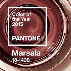 Já viram a cor que a Pantone elegeu para 2015? No blog a gente fala de onde veio o nome Marsala e o que pensa sobre esta escolha  http://blog.atricasa.com.br/2014/12/04/marsala-a-cor-do-ano-2015/ #marsala #colorof2015 #pantone2015