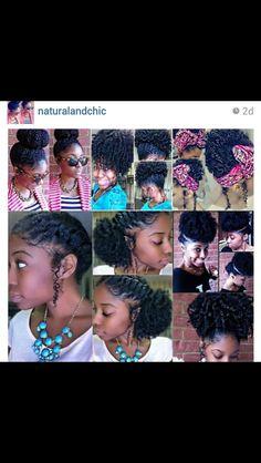 Natural Hairstyles!!!