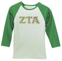 Zeta Tau Alpha!