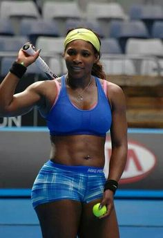 Serena Williams Has a Tennis Dress Wardrobe Malfunction (photos) Serena Williams Tennis, Venus And Serena Williams, Selena Williams, Usain Bolt, Floyd Mayweather, Meagan Good, Professional Tennis Players, Tennis Players Female, Maria Sharapova