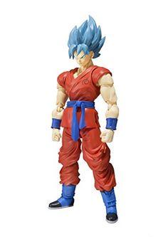 "Bandai Tamashii Nations S.H.Figuarts God Super Saiyan Son Goku ""Dragon Ball Z: Resurrection F"" Action Figure Bandai http://www.amazon.com/dp/B00WJPS6EG/ref=cm_sw_r_pi_dp_wJJzvb1JWCDKE"