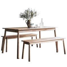 Hudson Living Wycombe Oak Dining Table and Benches Cutout Reclaimed Wood Dining Table, Reclaimed Wood Furniture, Solid Wood Dining Table, Modern Dining Table, Industrial Furniture, Dining Tables, Wood Table, Solid Oak Furniture, Dining Furniture